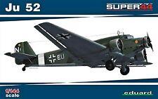 Eduard 1/144 10mm Junkers Ju-52 (Super44)