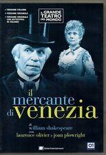 IL MERCANTE DI VENEZIA - DVD (USATO OTTIMO)