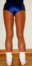 M Navy Dolfin Shorts Running For Hooters Uniform Cover Up Costume Cheerleader