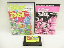 FANTASY ZONE II 2 Opa Opa No Namida MSX2 Ref/2501 Import Japan Boxed Game msx