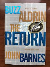 The Return, by Buzz Aldrin & John Barnes-2000-Signed, 1st Ed.,1st Prtg. H/C Book
