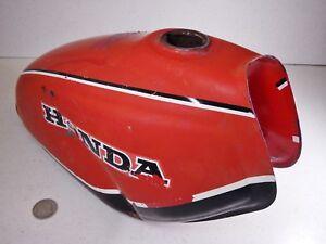 81 1981 Honda XL250S XL250 S XL 250S 250 Gas Fuel Petrol Tank Cell