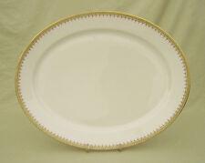 """Wm Guerin Limoges GUE4 17"""" Oval Platter"""