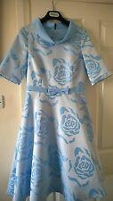 Blue Izabella Designer Dress