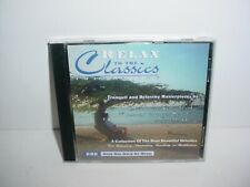 Relax to the Classics, Vol. 1 by Various Artists (CD, Apr-2007, St. Clair)
