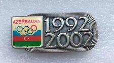 Rare Olympic pin NOC AZERBAIJAN 1992-2002