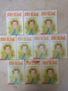 TALES OF A FOURTH GRADE NOTHING  class set Judy Blume guided reading lot of 10