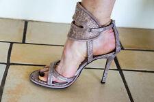 Animal Print Sandals Medium Width (B, M) Heels for Women