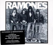 Ramones - Ramones Expanded And Remastered [CD]