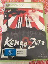KENGO ZERO XBOX 360 ORIGINAL AUS PAL