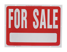 New! Hy-Ko English 18 in. H x 24 in. W Plastic Sign For Sale RS-604