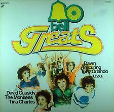 LP BELL GREATS - David Cassidy, Monkees, Tina Charles, Dawn, First Choice u.a.