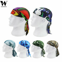 Cycling Cap Headscarf Outdoor Sports Quick Dry Headband Bicycle Cap Riding Hat