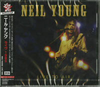 NEIL YOUNG-LIVE TO AIR-JAPAN 2 CD F83