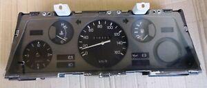 Datsun Nissan 720 P/U 1979 86 instrument cluster assembly J16 eng. WO/Tachometer