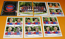 BERRICHONNE CHATEAUROUX LBA COMPLETE L2 2010 PANINI FOOT 2011 FOOTBALL 2010-2011