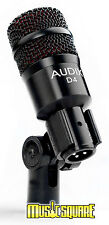 Audix D4 Hypercardioid Low-frequency Microphone D-4 D 4 In orig. Box - Free Ship