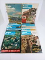 Vintage Model Railroader Magazine 1965 Complete Year 12 Issues