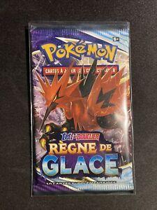 Booster Pokemon - Règne De Glace - Epée Et Bouclier