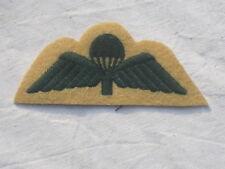 No. 2 Dress Abz.  Qualified Parachutist, Para Wing , Light Infantry