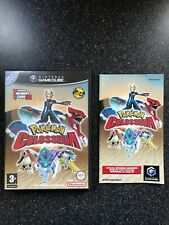 Pokemon Colosseum Nintendo GameCube BOX & Manuel Only, NO GAME