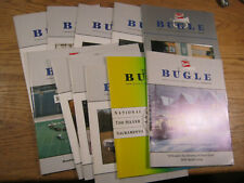 Buick Bugle Magazine 1991 FULL YEAR 25 ANNIVERSARY ED CLEAN 12 ISSUES CAR
