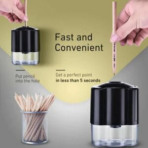 New Automatic Electric Pencil Sharpener, GEBN001AB