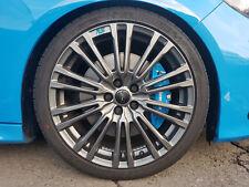Ford Focus RS mk3 gel-emblemas incrustaciones llantas logotipos libre elección de color
