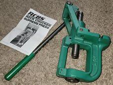 RCBS Rock Chucker RCII Reloading PressAmazing Vintage Steel Model Made in USA