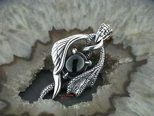 Ketten Anhänger Engelsflügel und Drachenflügel kl.Öse Gothic  Silber 925