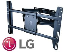 Heavy Duty Full Motion LG Wall Mount Bracket 37 42 50 52 55 60 Inch LCD LED HDTV