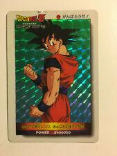 Dragon Ball Z PP Card Prism 978