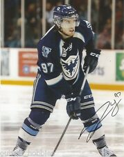 Sherbrooke Phoenix Jeremy Roy Autographed Signed 8x10 Photo COA