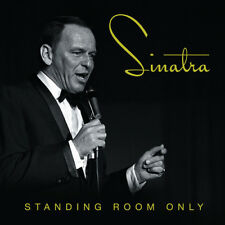 Frank Sinatra : Standing Room Only CD (2018) ***NEW***
