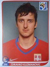Match Attax  Zdravko Kuzmanovic #297  10//11
