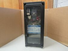 GE GENERAL ELECTRIC 12SFF31C1A STATIC FREQUENCY RELAY 120V RMS .2/2 A
