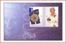 AUS0813 Queen's birthday block. MNH AUSTRALIA 2008