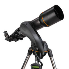 New Celestron 102mm Computer Controlled Advanced Refractor Telescope