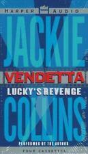 Lucky Santangelo: Vendetta : Lucky's Revenge Bk. 4 by Jackie Collins (1997, Cassette, Abridged)