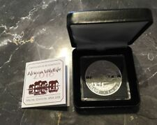 100 Schilling Elefant 2018 Privy ANA Philadelphia - sofort lieferb. 1 Oz Silber