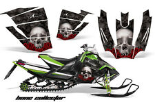 AMR Racing Sled Wrap Arctic Cat SnoPro Race Snowmobile Graphics Kit 08-11 BC BLK