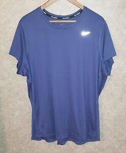NIKE Dri-Fit Athletic Short Sleeve Shirt Women's Sz 3XL