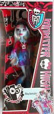 MONSTER HIGH MATTEL Y7695  AL CONCERTO ROCK ABBEY BOMINABLE  DOLL BAMBOLA