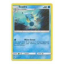 Water Sun & Moon Pokémon Individual Cards in English