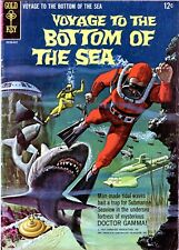Voyage to the Bottom of the Sea #1 (1964) - 1st premier issue-NICE! NO RESERVE!