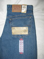 Levis Blue Jeans 550 W38-L32 made in USA NWTags