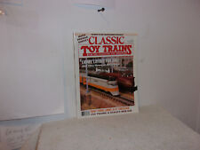 """CLASSIC TOY TRAINS MAGAZINE.""""LIONEL LAYOUT FOR SALE""""...MAY.1993"""