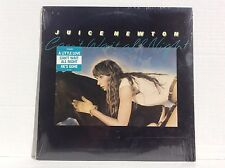 Juice Newton can't wait all night vinyl Lp Rca Afl1-4995 sealed w/ hype sticker