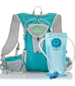 Splastle Unisex Lightweight Hydration Backpack 2L New Rrp32.99 hiking running