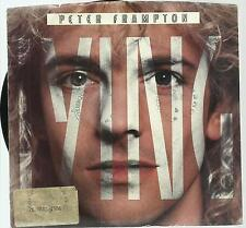 DISQUE 45T PETER  FRAMPTON   LYING   INTO  VIEW                   /A